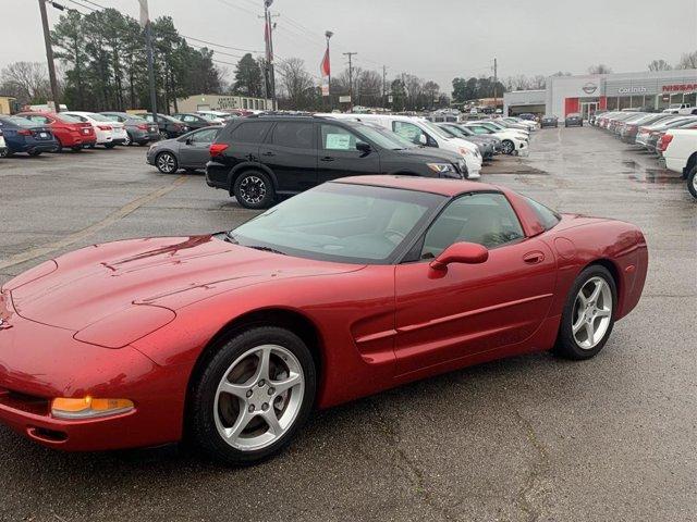 Used 2001 Chevrolet Corvette in Gadsden, AL