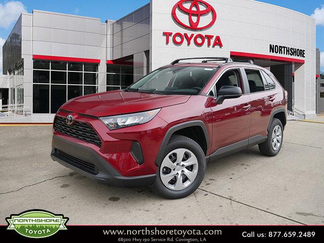 New 2020 Toyota RAV4 in Covington, LA