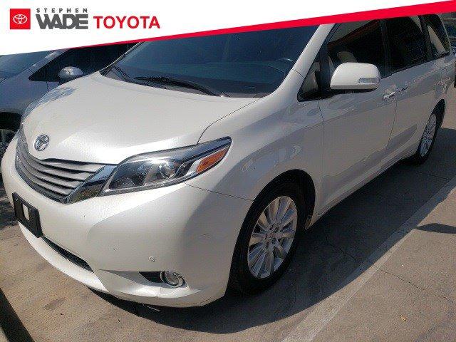 Used 2017 Toyota Sienna Limited