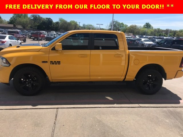 Used 2016 Ram 1500 in Hurst, TX