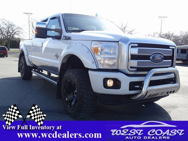 Used 2015 Ford Super Duty F-350 SRW in Pasco, WA
