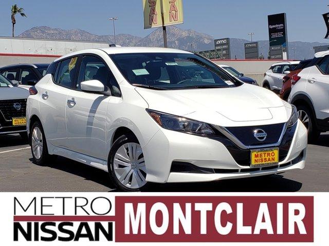 2021 Nissan LEAF S S Hatchback Electric [2]