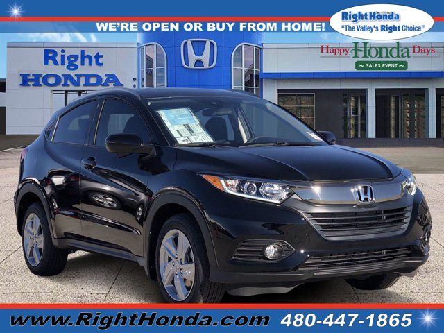 2020 Honda HR-V EX EX AWD CVT Regular Unleaded I-4 1.8 L/110 [5]