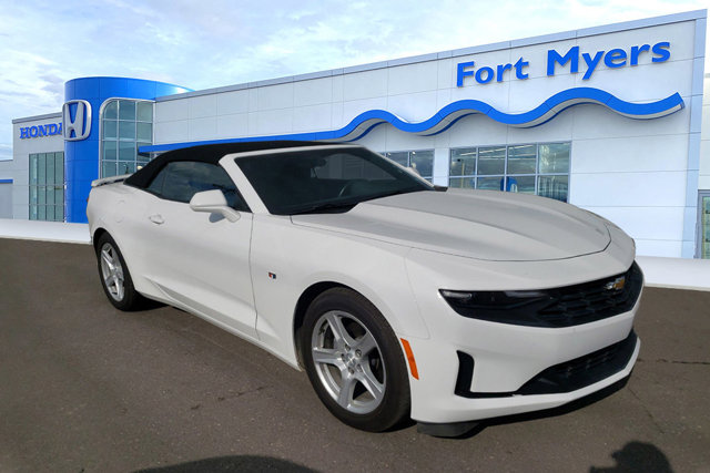 Used 2020 Chevrolet Camaro in Fort Myers, FL
