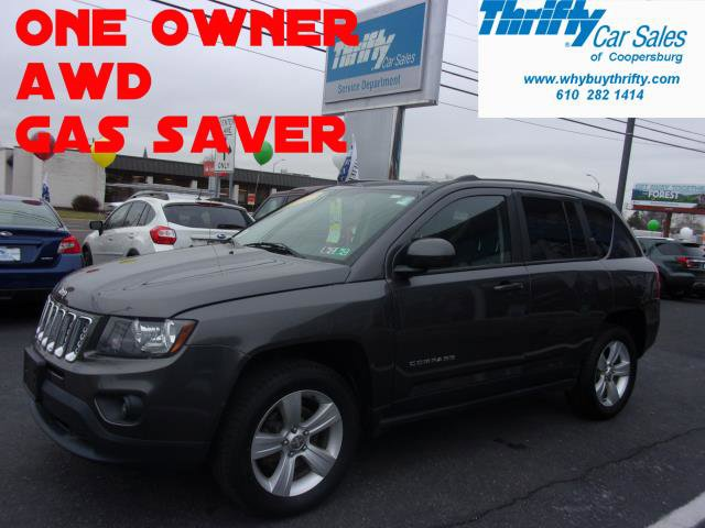 Used 2014 Jeep Compass in Coopersburg, PA