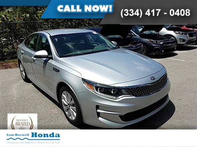 Used 2016 KIA Optima in Enterprise, AL
