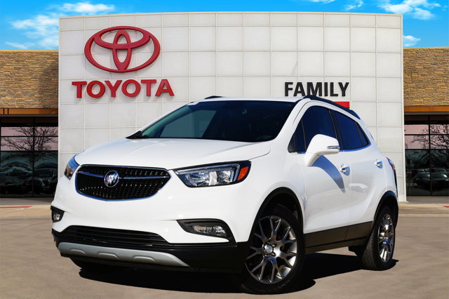 Used 2017 Buick Encore in Burleson, TX