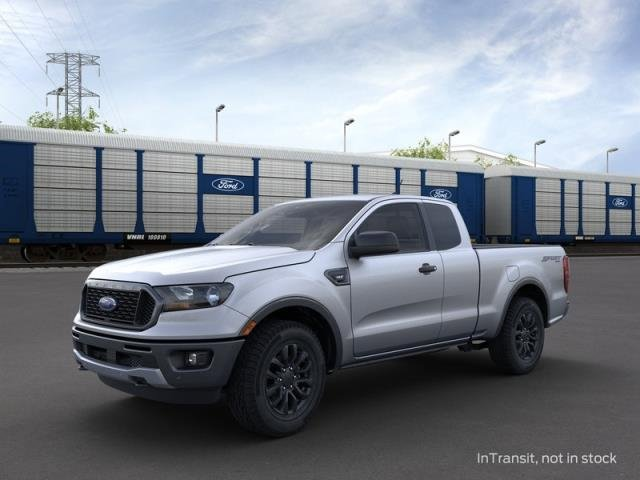 2020 Ford Ranger XLT XLT 2WD SuperCab 6′ Box Intercooled Turbo Regular Unleaded I-4 2.3 L/140 [18]