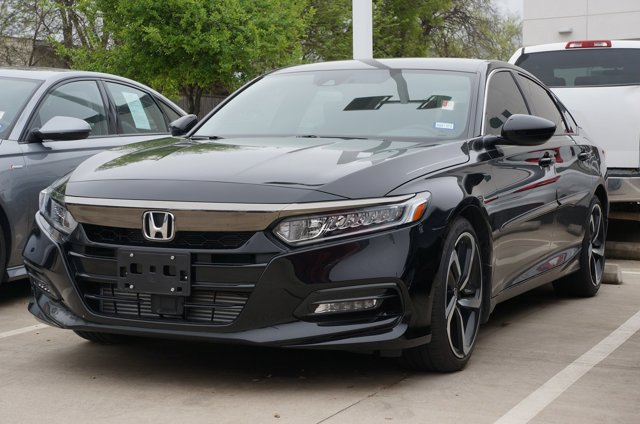 Used 2019 Honda Accord Sedan in Dallas, TX