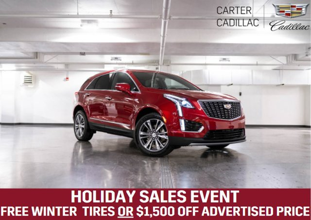 2020 Cadillac XT5 Premium Luxury AWD AWD 4dr Premium Luxury Turbocharged Gas I4 2.0L/ [3]