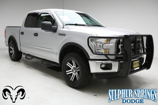 2015 Ford F-150 XLT Texas Edition