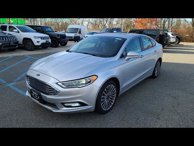Used 2018 Ford Fusion in Little Falls, NJ
