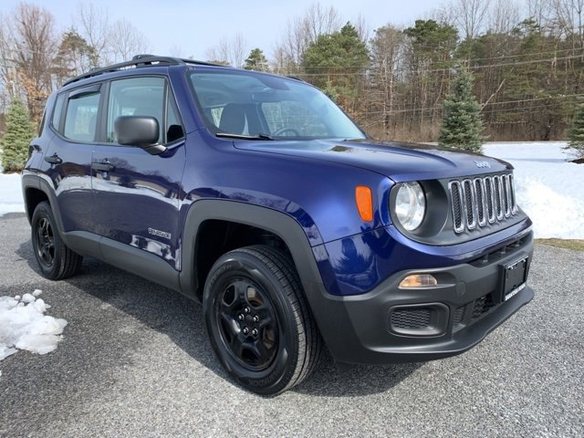 Used 2017 Jeep Renegade in Saratoga Springs, NY