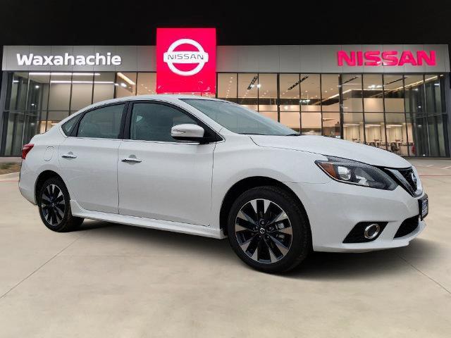 New 2019 Nissan Sentra in Waxahachie, TX
