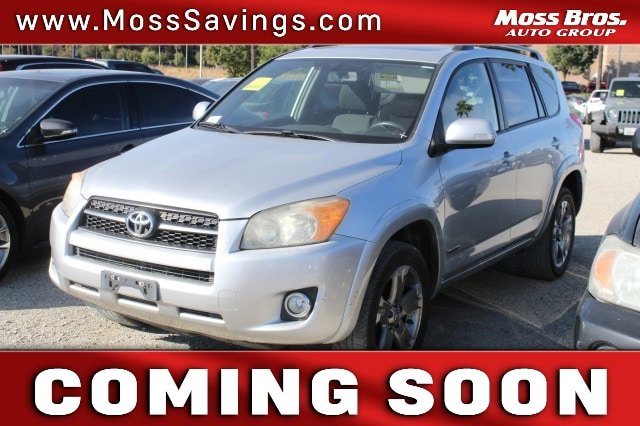 2010 Toyota RAV4 Sport FWD 4dr 4-cyl 4-Spd AT Sport Gas I4 2.5L/152 [0]