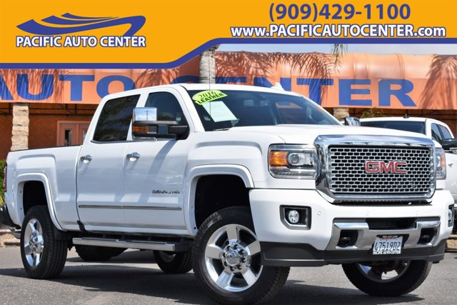 Used 2016 GMC Sierra 2500HD in Fontana, CA