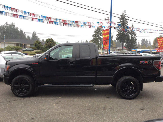 Used 2012 Ford F-150 4WD SuperCab 145 XLT