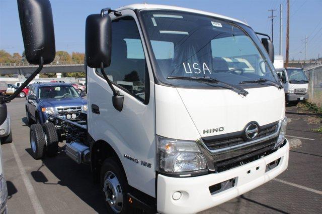 New 2016 Hino 155