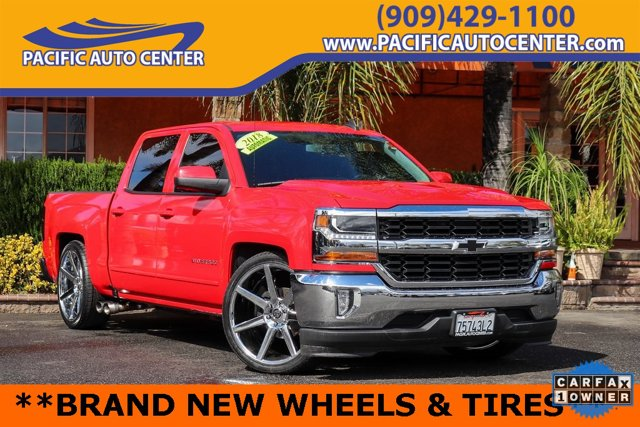Used 2018 Chevrolet Silverado 1500 in Costa Mesa, CA