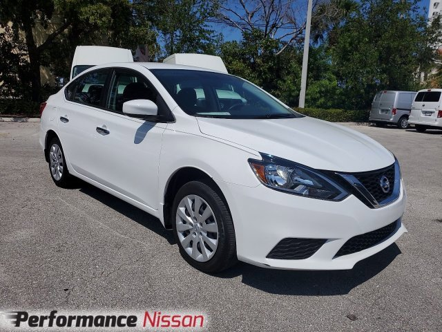 Used 2019 Nissan Sentra in Pompano Beach, FL