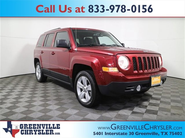Used 2016 Jeep Patriot in Greenville, TX