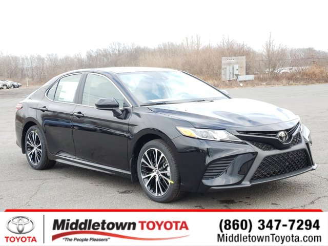 New 2020 Toyota Camry in Middletown, CT
