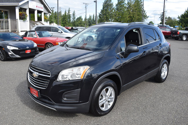 Used 2015 Chevrolet Trax in Lynden, WA