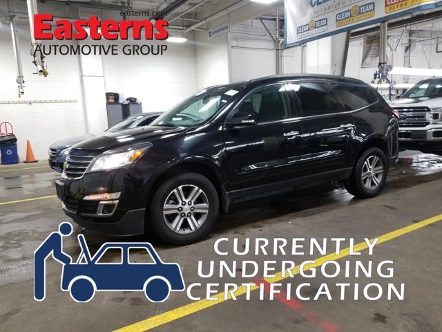 2017 Chevrolet Traverse for sale 123837 0