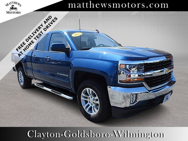 Used 2017 Chevrolet Silverado 1500 in Goldsboro, NC
