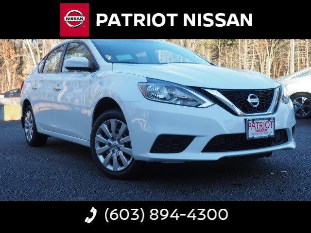 New 2019 Nissan Sentra in Salem, NH