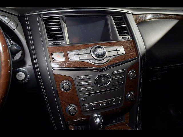2015 INFINITI QX80 Driver Assist 8 Passenger AWD Navigation 28