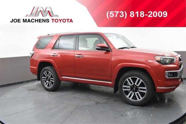 2021 Toyota 4Runner Limited