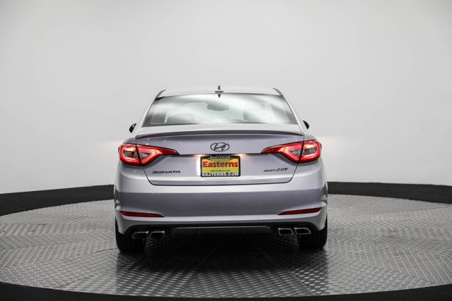 2017 Hyundai Sonata for sale 124601 5