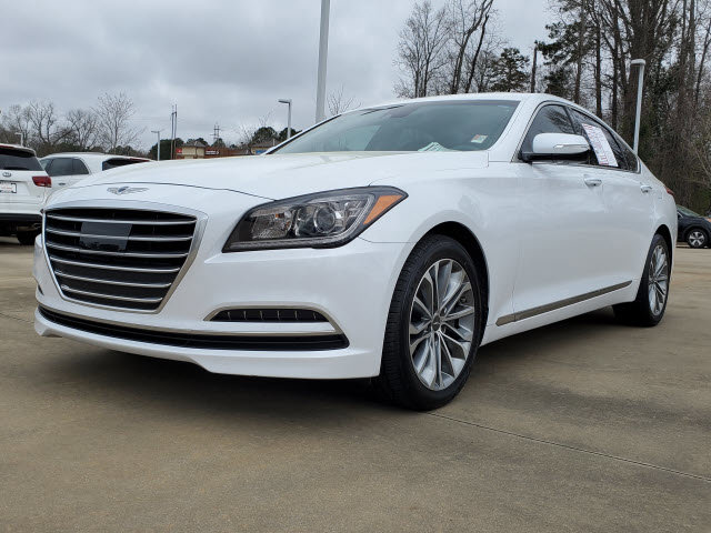 2017 Hyundai Genesis 3.8L photo