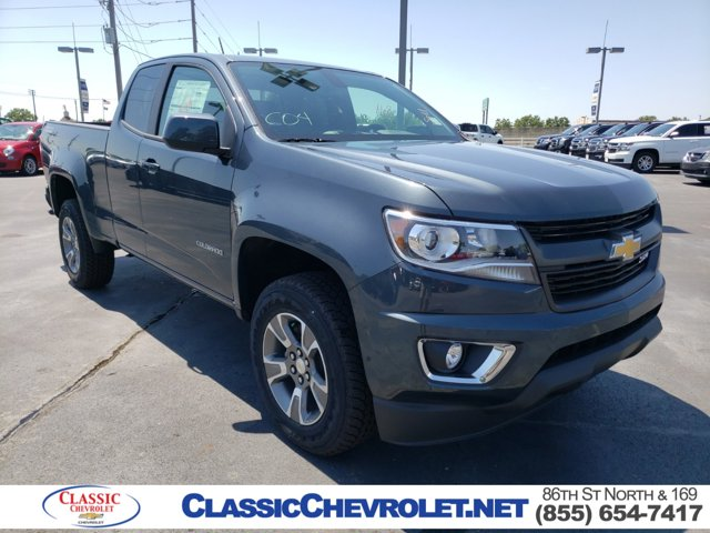 New 2019 Chevrolet Colorado in Owasso, OK