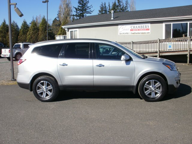Used 2015 Chevrolet Traverse in Lynden, WA