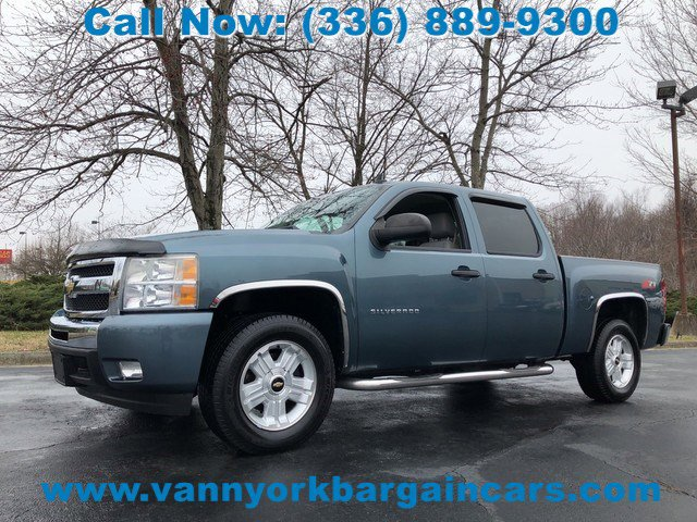 Used 2010 Chevrolet Silverado 1500 in High Point, NC