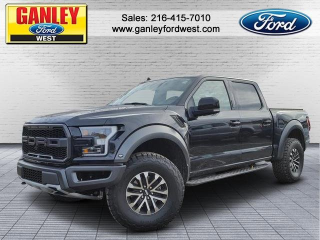 New 2019 Ford F-150 in Cleveland, OH
