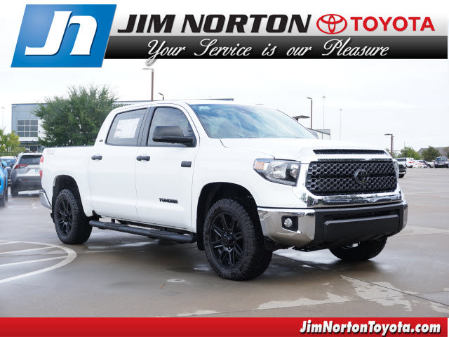 New 2020 Toyota Tundra in Tulsa, OK