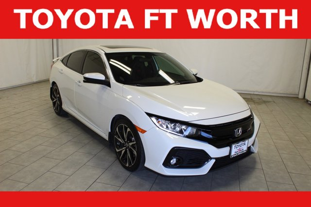 Used 2019 Honda Civic Si Sedan in Fort Worth, TX