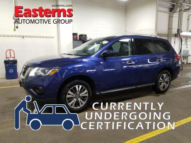 2018 Nissan Pathfinder for sale 125288 0
