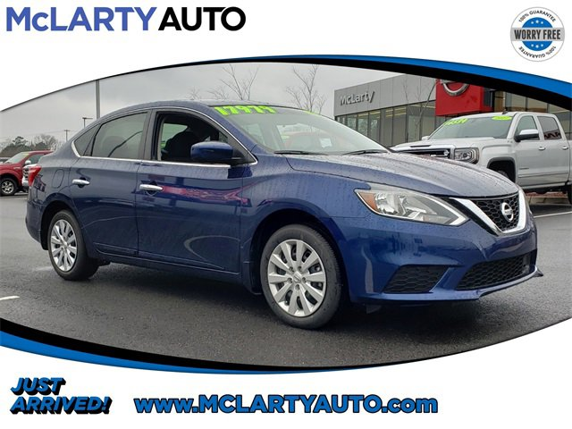 Used 2019 Nissan Sentra in North Little Rock, AR