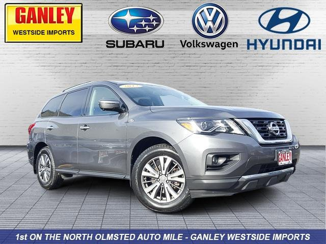 Used 2017 Nissan Pathfinder in Cleveland, OH