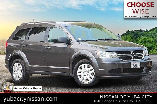 2016 Dodge Journey SE FWD 4dr SE Regular Unleaded I-4 2.4 L/144 [2]