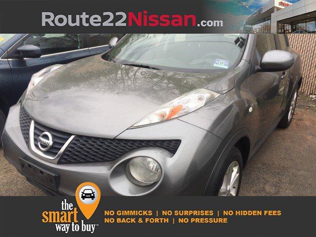 2011 Nissan JUKE S 5dr Wgn I4 CVT S AWD Gas Turbocharged I4 1.6L/ [6]
