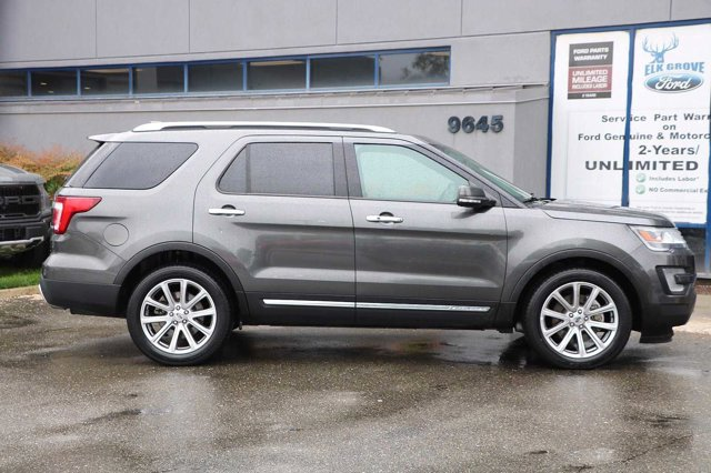 Used 2017 Ford Explorer Limited FWD