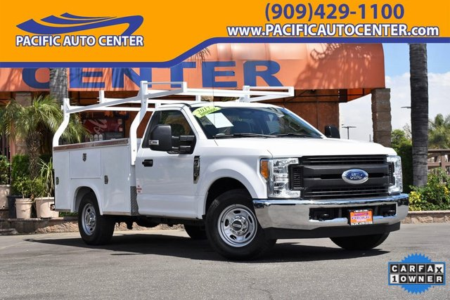 Used 2017 Ford F-250SD in Fontana, CA