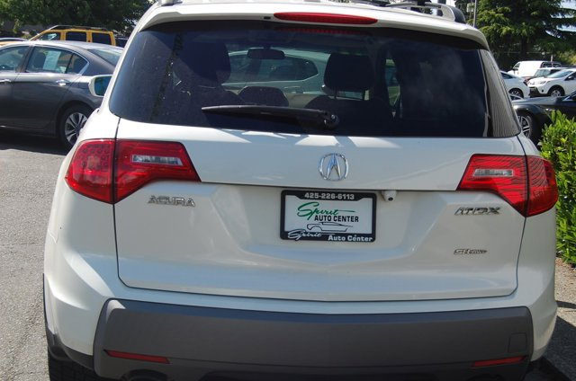 Used 2007 Acura MDX 4WD 4dr Sport Pkg