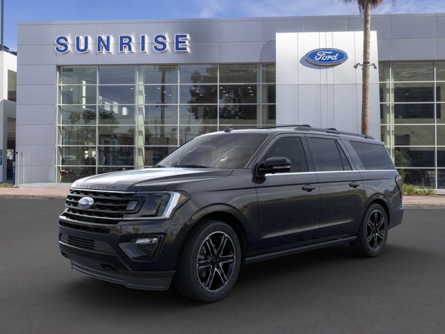 2020 Ford Expedition Max Limited Limited 4x4 Twin Turbo Premium Unleaded V-6 3.5 L/213 [13]