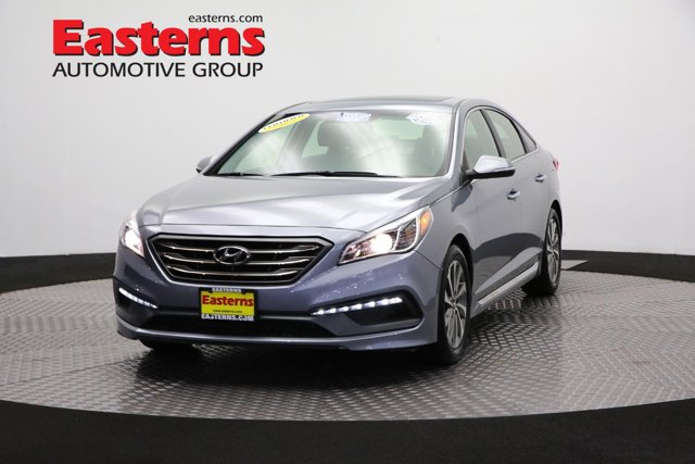 2016 Hyundai Sonata Sport Value Edition 4dr Car